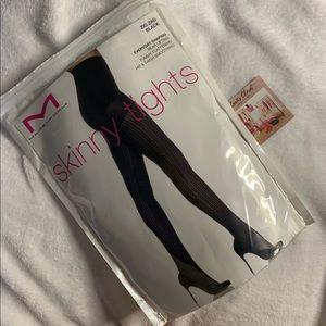 Maidanform Skinny zigzag tights size 2x
